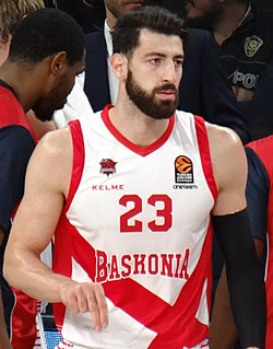 Georgian basketball player