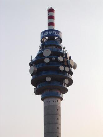 Mediaset - Image: Torre Mediaset