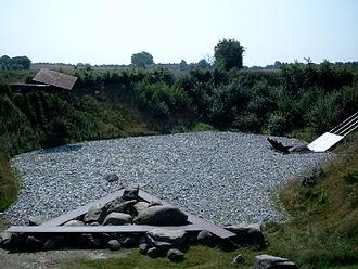 Tørskind Gravel Pit - Tørskind sculptures