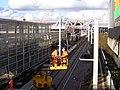 Tottenham Hale StAR line electrification.jpg