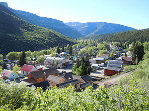Minturn, Colorado - Town of Minturn