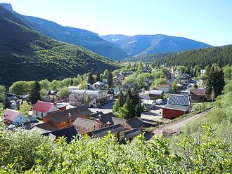 Minturn, Colorado - Town of Minturn