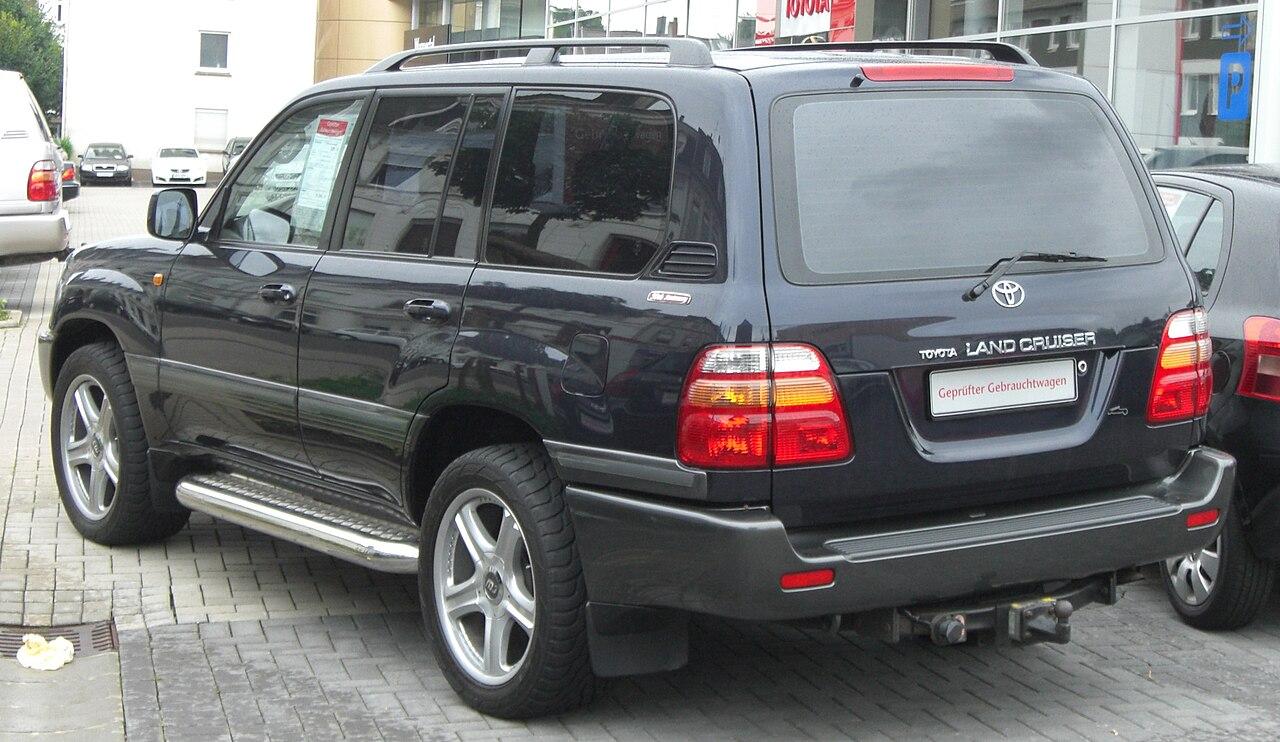 Toyota Prado Car Seat Covers