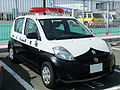 Toyota Passo, Saga Prefectural Police vehicle.jpg