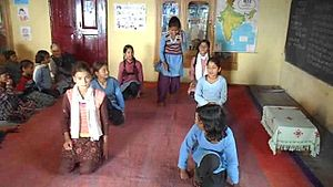 File:Traditional song and dance by Kumaoni girls, Uttarakhand, India 5.ogv