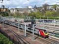 Train arriving at Waverley - geograph.org.uk - 1302083.jpg