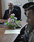 Transfer of Joint Security Station Cash to Iraqi control in Baghdad, Iraq DVIDS171581.jpg