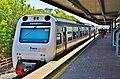 Transwa Australind, Bunbury Passenger Terminal, 2014.JPG