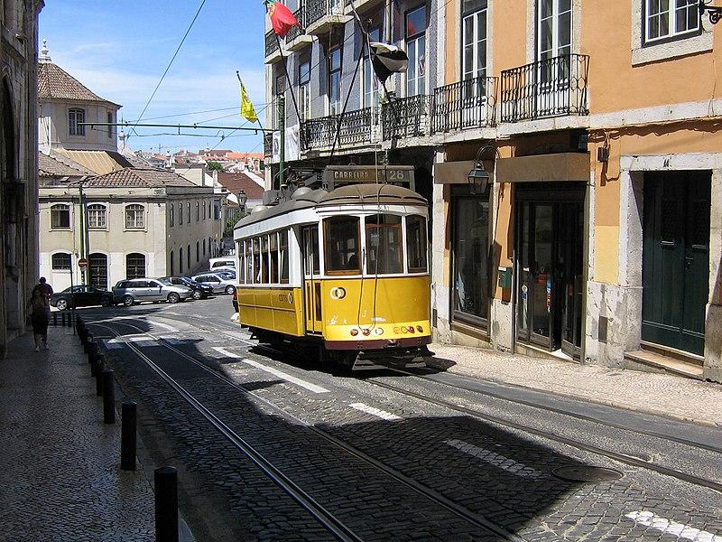 File:Tranvía de Lisboa.jpg