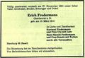 Traueranzeige Erich Frodermann 1.png
