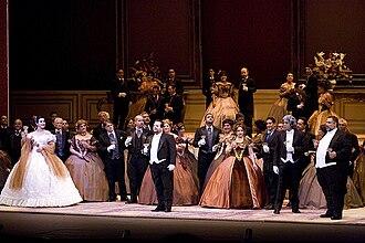 Teresa Carreño Cultural Complex - La Traviata, 2008