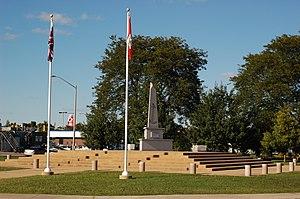 Trenton Cenotaph - Image: Trenton Cenotaph