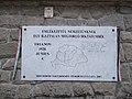 Trianon plaque (2007), 2020 Mogyoród.jpg