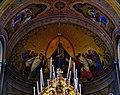Trieste Tempio serbo-ortodosse della Santissima Trinità e di San Spiridone Innen Abside Est 2.jpg