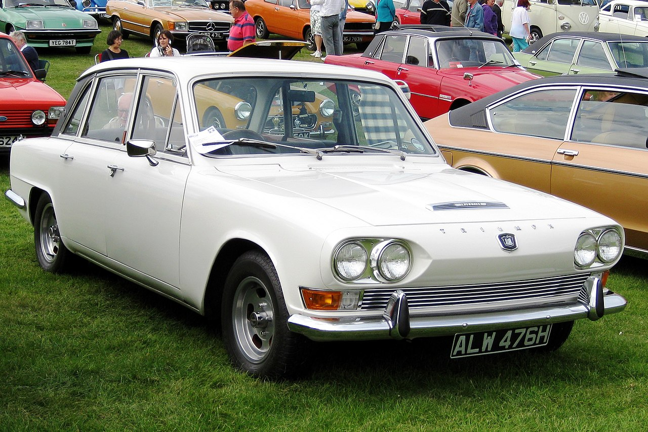 Old Triumph Cars For Sale