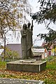 Tsehiv Horokhivskyi Volynska-monument to the countryman-details-1.jpg