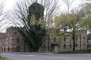 Hanworth Human settlement in England