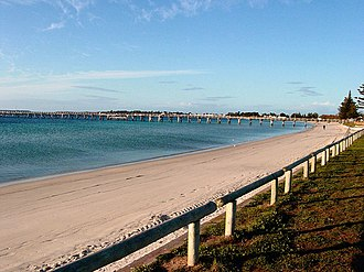 Tumby Bay, South Australia - View of the Tumby Bay jetty
