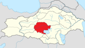 Turuberan location map.png