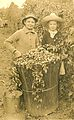 Two children with hops basket (3229267159).jpg