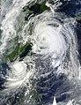 Typhoons Tembin, Bolaven 2.40(UTC) Aug 27 2012.jpg