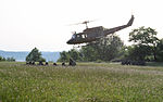 U.S., Austrians train together at Combined Resolve II (14064939299).jpg
