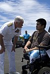 U.S. Pacific Fleet Commander Speaks with Wounded Soldier DVIDS98123.jpg