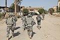 U.S. Soldiers head to an Iraqi federal police station at Baqubah, Diyala province, Iraq, July 24, 2011 110724-A-YV529-001.jpg