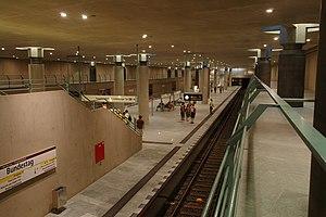 Bundestag (Berlin U-Bahn) - Bundestag station