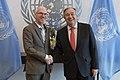 UN Secretary-General Meets with his Special Representative for Somalia, James Swan.jpg
