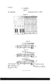 US345028A, Thaddeus Cahill, Organ (rapidity sensitive keyboard & valve mechanism), issued 1896.pdf
