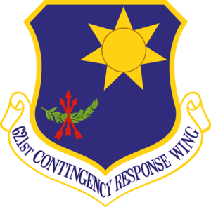 621st Contingency Response Wing - Image: USAF 621st Contigency Response Wing
