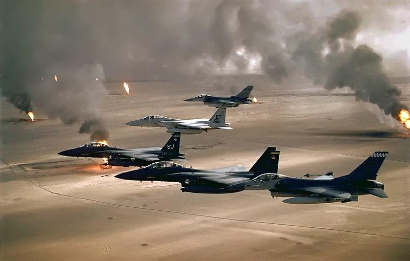 guerras de la posguerra