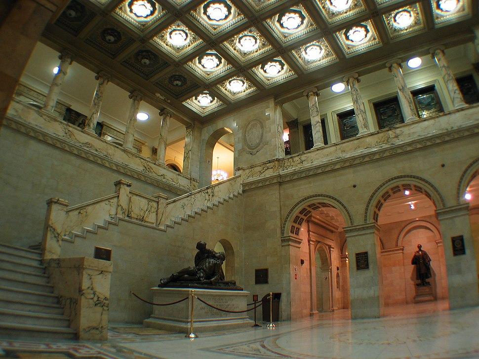USA State House 4 MA
