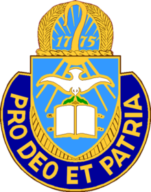 Branch Insignia, Chaplain Corps