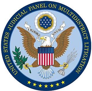 Judicial Panel on Multidistrict Litigation