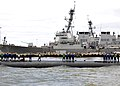 USS Albany returns to homeport. (8552914108).jpg