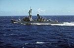 USS Cochrane (DDG-21) underway in 1984.JPEG