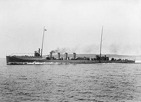 唐恩号驱逐舰 (DD-45)
