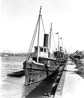USS <i>Pawtucket</i> (YT-7)