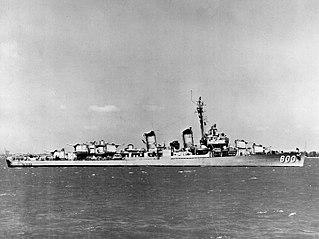 USS <i>Porter</i> (DD-800) destroyer