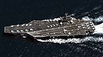 USS Theodore Roosevelt (CVN-71) underway the Pacific Ocean on 30 April 2017.JPG