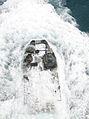 US Navy 110504-N-7680E-267 An amphibious assault vehicle departs the well deck of USS Iwo Jima (LHD 7).jpg