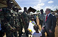 US Navy 110531-N-UH963-107 Secretary of the Navy (SECNAV) the Honorable Ray Mabus meets with Liberian soldiers at the Liberian Brigade Preparatory.jpg