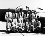 US Navy pilots of VF-17A at NAS Quonset Point in 1947.jpg