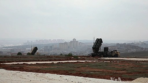 US Patriot Missile Battery in Turkey
