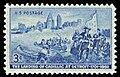 US commemorative, Antoine de la Mothe Cadillac (1951).jpg