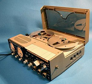 Uher Report tape recorder