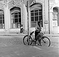 Ulica Zeleznicná - ulica Tomása Garrigue Masaryka sarok. Fortepan 53983.jpg
