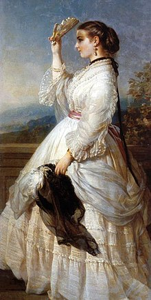 Undated image of Lady Mary Victoria Douglas-Hamilton, (1850-1922) future Hereditary Princess of Monaco.jpg